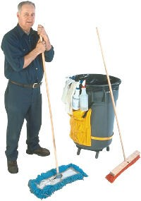 DFW Building Maintenance - Maintenance and Janitorial Services